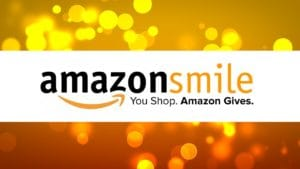 Amazon Smile is another way you can empower children and youth in your community
