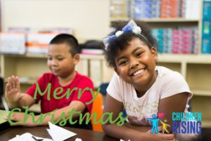 Merry Christmas from Children Rising
