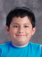 Luis, a high energy second grader in Succeeding by Reading