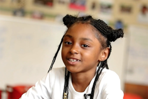 Path2Math student makes progress in the classroom