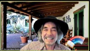 Elmer Strasser as Don Luis Maria Peralta_Library Services