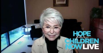"""Special guest Rita Moreno shared her inspirational story and asked: """"Isn't teaching children to read a basic human service? It is up to us who care to look out for them in any way we can."""